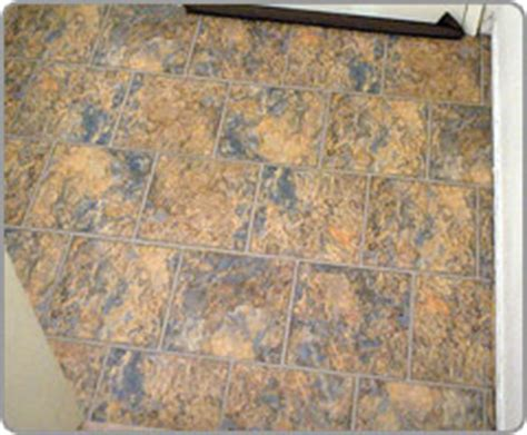 grout free tile konecto vinyl tile flooring by