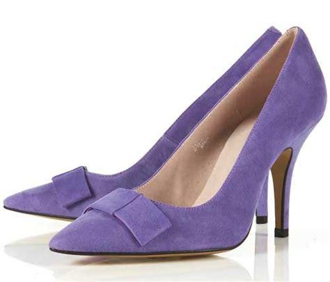 lilac shoes topshop glacier suede bow court shoes gt shoeperwoman