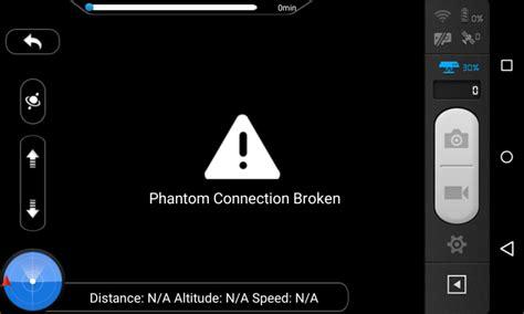 tutorial republic offline phantom connection broken dji forum