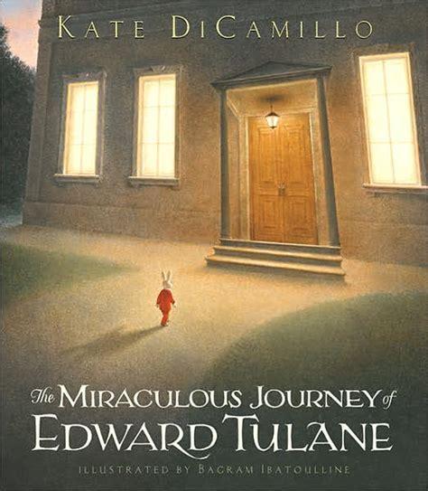 the miraculous journey of edward tulane so many books so time the miraculous journey of