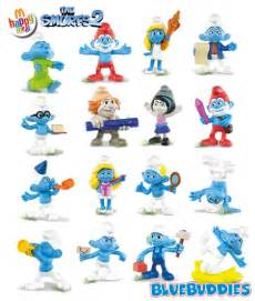 image gallery smurfs names