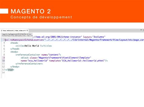 magento 2 override layout xml magento 2 au del 224 du changement de version un