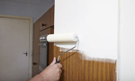 Can I Paint Laminate Kitchen Cabinets how to paint laminate kitchen cabinets bunnings warehouse