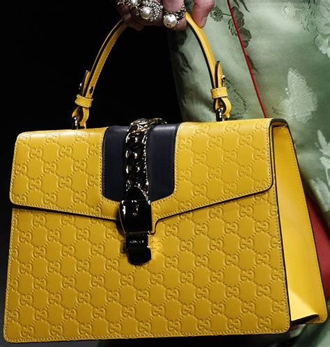 Gucci Handbags Top 10 From Winter Collection by Gucci Fall 2016 Bag Runway Bag Collection 17 Michael
