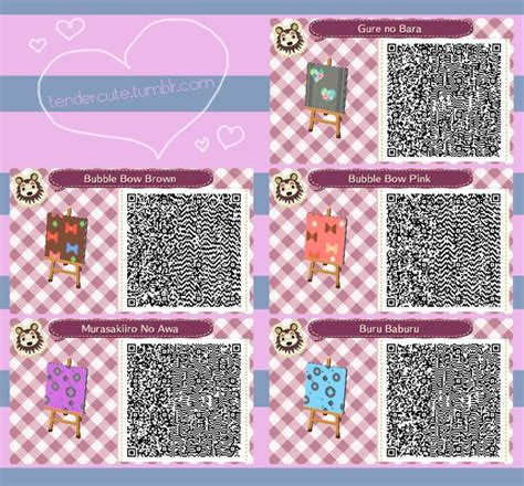 cute wallpaper qr codes a collection of cute qr codes animal crossing
