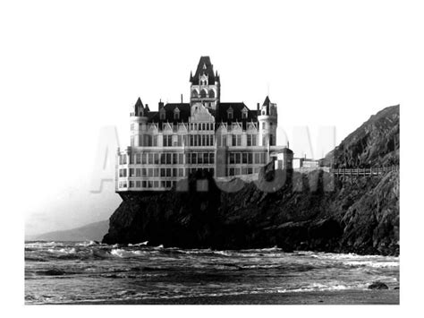 san francisco cliff house san francisco cliff house hotel giclee print at art com