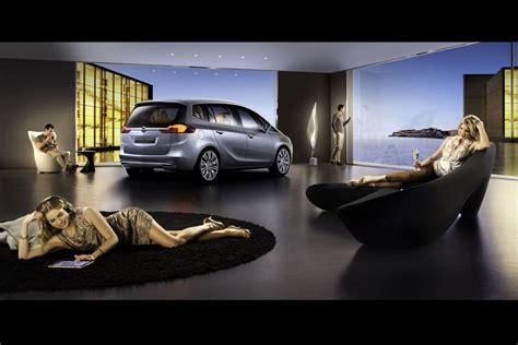 la casa della zafira opel zafira 2011 foto della tourer concept