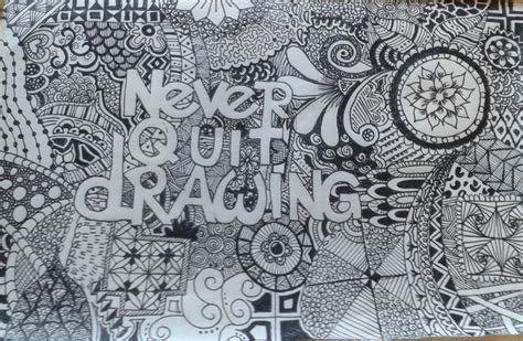 doodle never quit drawing never quit drawing by katemakkink on deviantart
