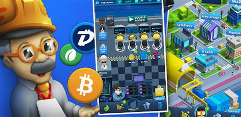 crypto idle miner bitcoin tycoon apps  google play