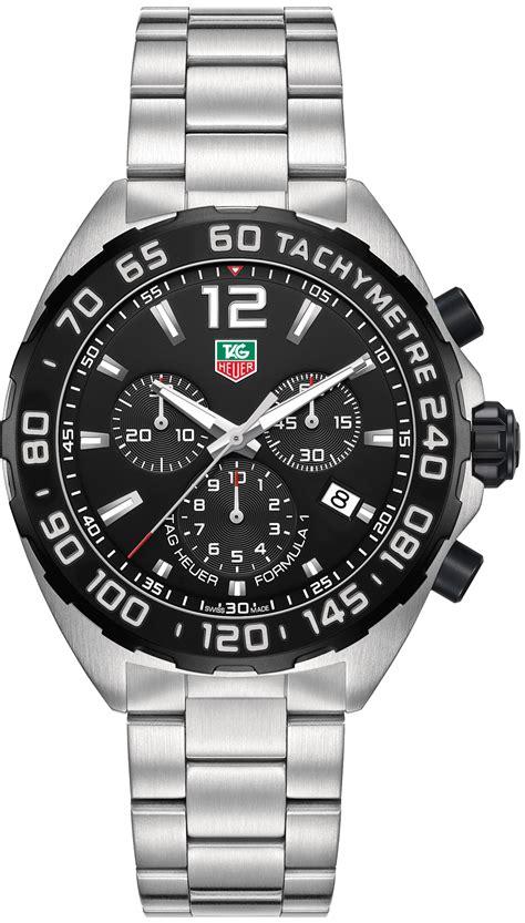 Tag Heuer Formula 1 Q Chrono Caz1110 Ba0877 caz1110 ba0877 tag heuer formula 1 chronograph mens