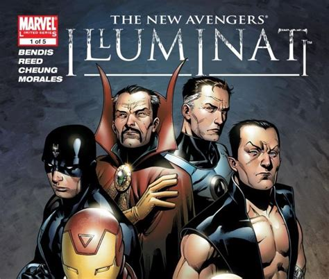 new illuminati new illuminati 2006 1 comics marvel