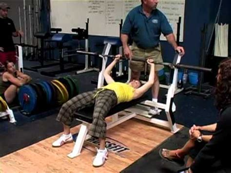 bench press safety with mark rippetoe the art of