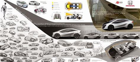 vehicle layout ppt design project presentation graphic content design must
