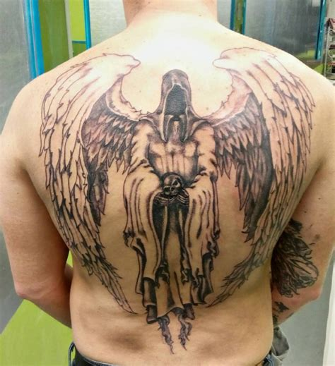 angel wing tattoo designs ideas design trends