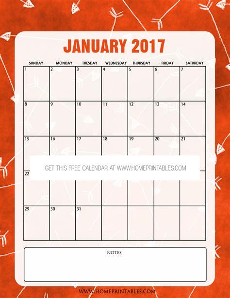 printable online calendars 2017 free january 2017 calendar printable all new designs