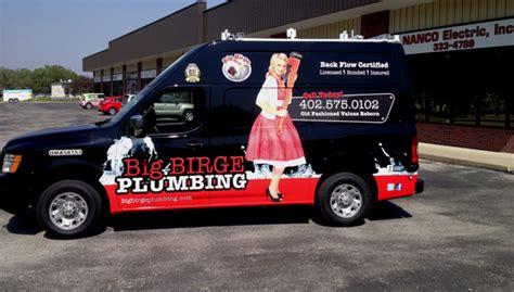Big Birge Plumbing by Truck Of The Month Big Birge Plumbing Brings Back