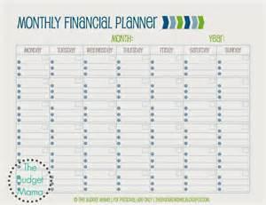 finance calendar template do you plan out your finances do you use a budget how do