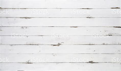 Floor Paint Wooden Floorboards by Distressed White Wood Texture Background Stock Photo