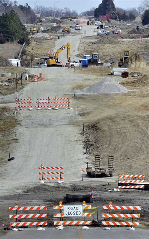 road construction lincoln ne city announces projects for the summer local