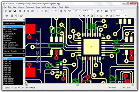 pcb layout software kicad best 3d pcb design software kindlrealtor