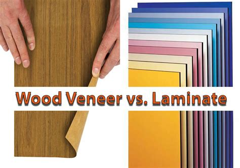 which one to go wood veneer or laminate plan n design