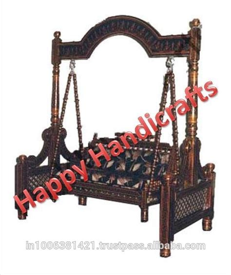 swing jhula price indian royal wooden swing jhula buy antique indian swing