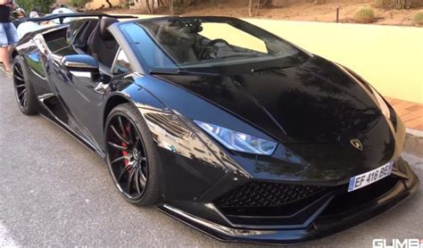 Lamborghini F1 Car Liberty Walk Lamborghini Huracan Sounds Angry Cars