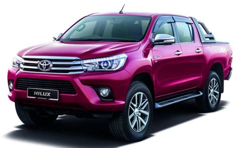 Toyota Hilux Price B W Newswire 2016 Toyota Hilux Now Open For Booking