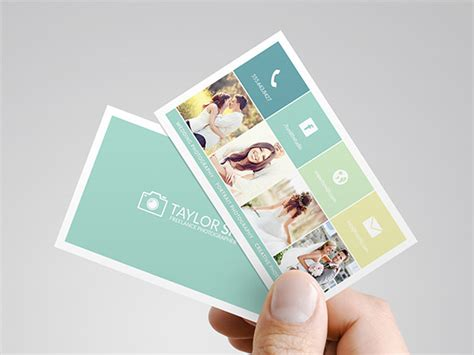 photography business card templates etsy 39 unique business card designs free premium templates