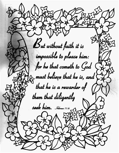 printable coloring quote pages for adults coloring pages free coloring pages of bible quotes for