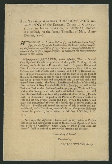 American Revolution Documents images