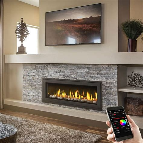 17 best ideas about vented gas fireplace on