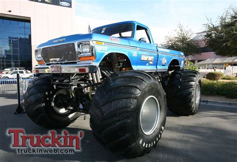 bigfoot 8 monster truck 17 best images about trucks on pinterest best trucks