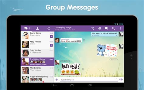 viber for android phone viber para android