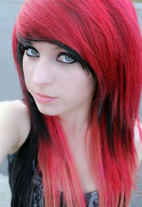 emo haircuts for black hair emo hairstyles for girls latest popular emo girls