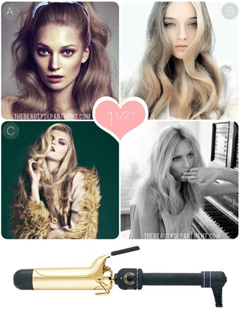 pageant curls hair cruellers versus curling iron tbd112inchiron