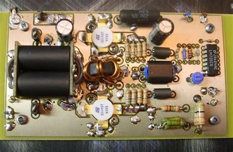 transistor hf lifier kit 150w bipolar power lifier