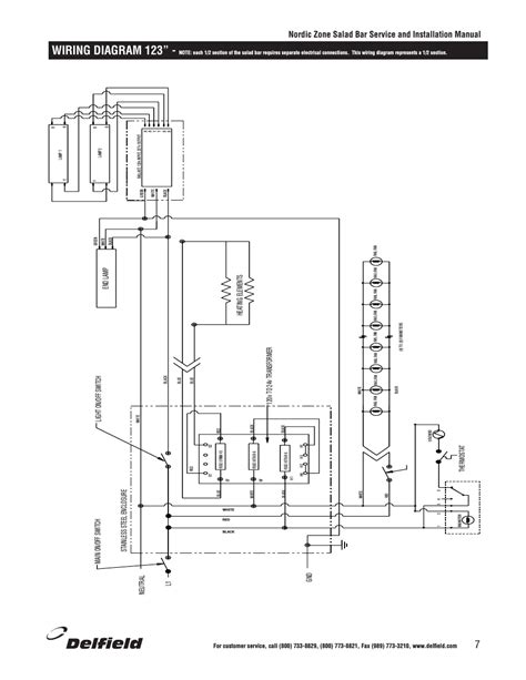 delfield wiring diagrams troubleshooting diagrams wiring