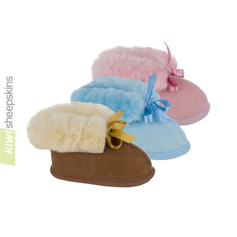 toddler bootie slippers sheepskin baby bootie slippers sheepskin slippers kiwi
