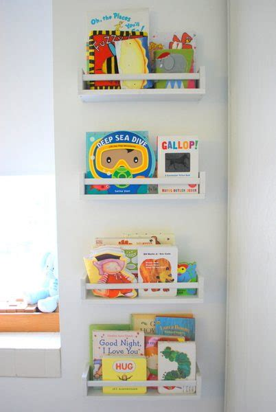 spice racks for bookshelves how to use ikea spice racks for books or the easiest diy wall mounted bookshelf the sweetest