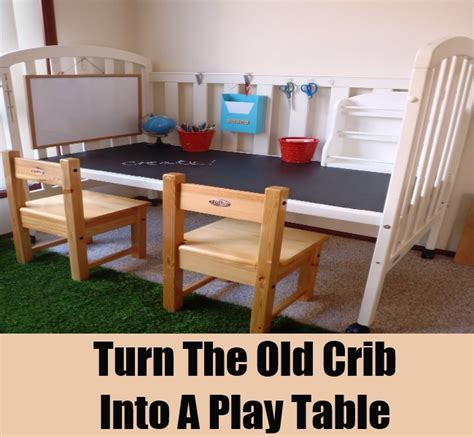 attaching crib to bed 12 great ways to reuse baby cribs diy home