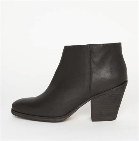 comey boots comey mars boot in black lyst