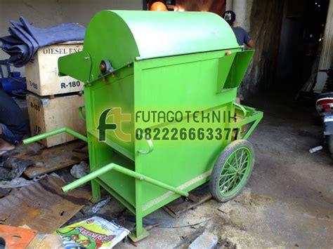 Mesin Perontok mesin perontok padi sederhana