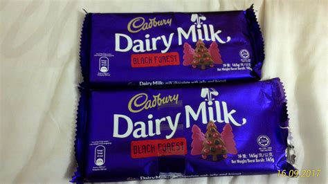 Harga Coklat Dairy Milk by Cadbury Dairy Milk Black Forest Reviews
