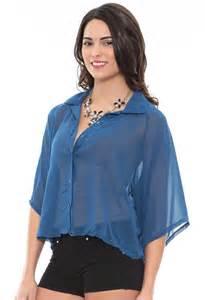 sheer blouse tops black blouse