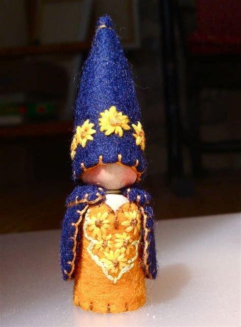 Deco De Printemps A Faire Soi Meme 550 by Sunflower Gnome 169 2009 In Blue By Painting Pixie