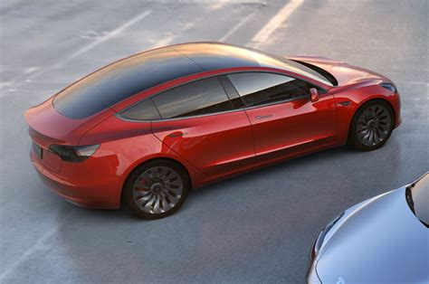 Tesla Model S Cost To Own Tesla Unveils Model 3 Promising 35 000 Starting Price