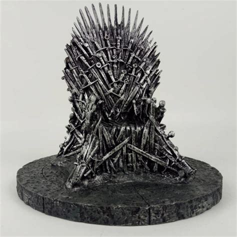game of thrones desk accessories game of thrones action figure toys sword chair model toy