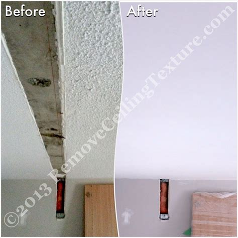 how to scrape ceiling scraping texture from ceilings apartment at 1331 homer