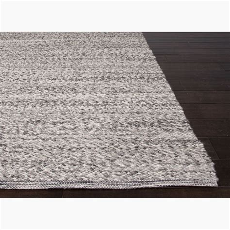 overstock rugs 6x9 handmade ecofriendly gray wool area rug 5 x 8 overstock shopping great deals on jrcpl